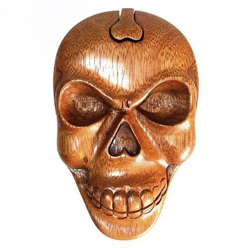 Skull Skeleton Puzzle Box