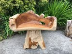 Teak Root Chair A