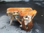 Teak Root Table A